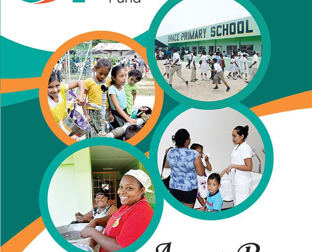Belize Social Investment Fund Annual Report 2017