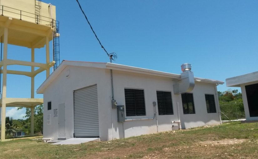 Over 4,000 residents in Sarteneja Corozal benefiting from clean potable water